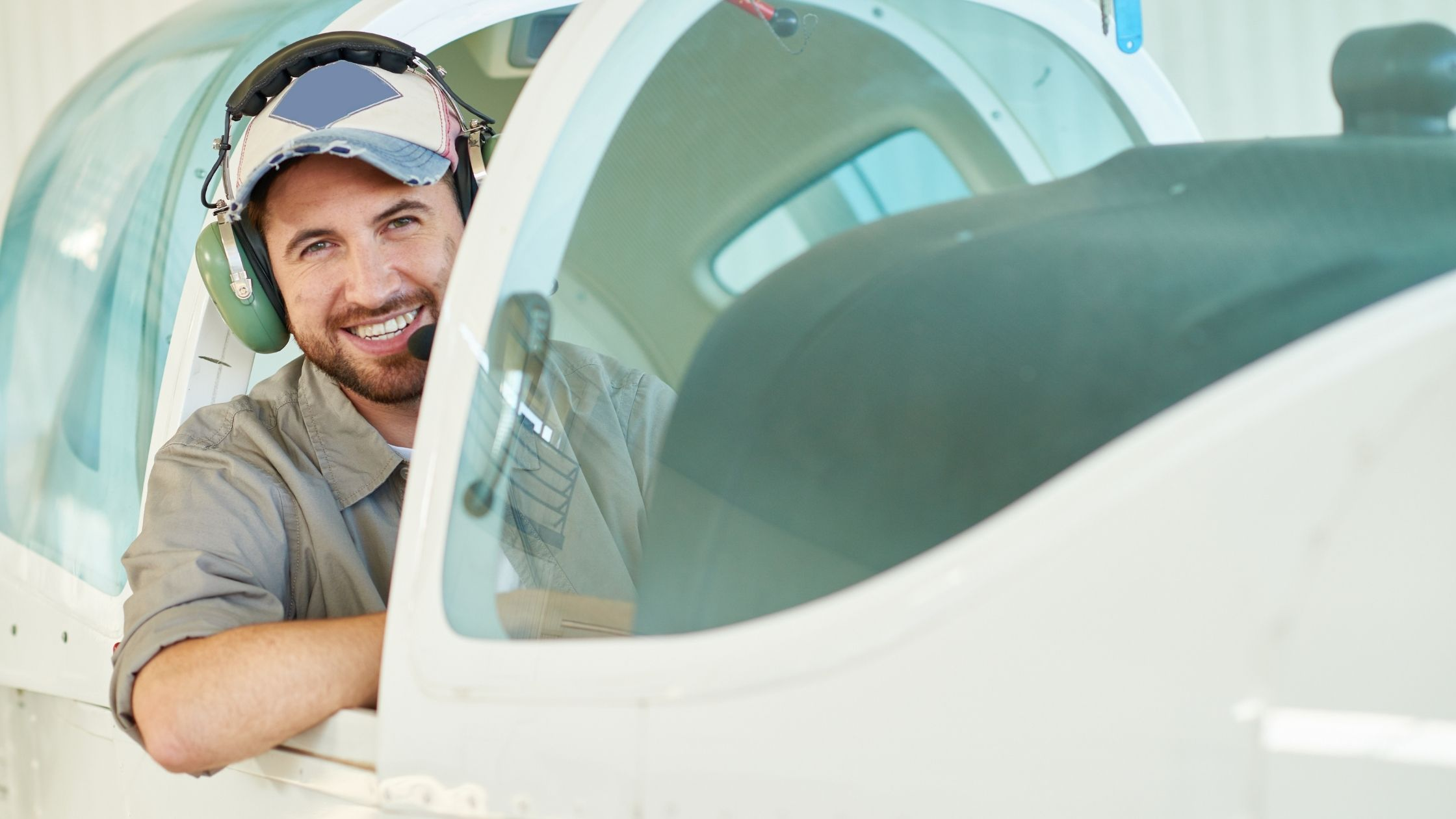 What's Scarier Than Buying Your First Home? Try Learning to Fly!